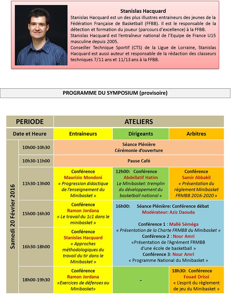 COMMUNIQUE DE PRESSE Symposium-3