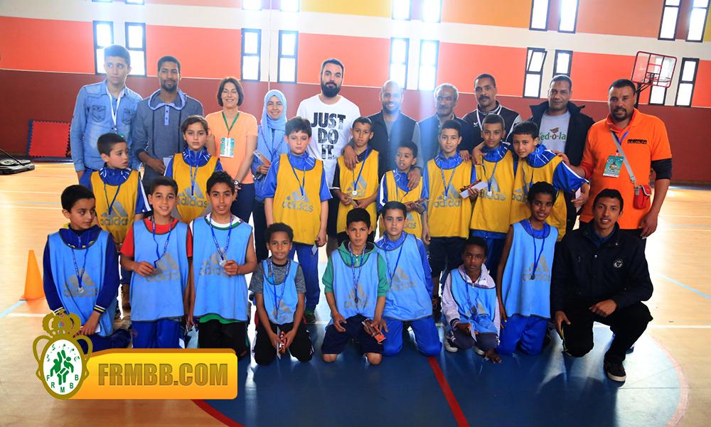 4ème édition du  Forum International du Minibasket13