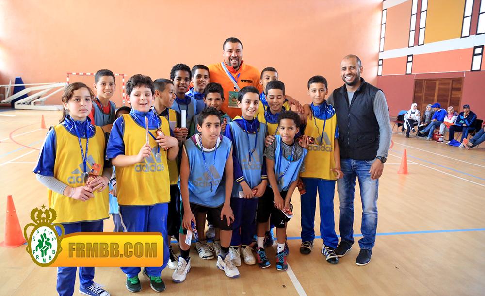 4ème édition du  Forum International du Minibasket14