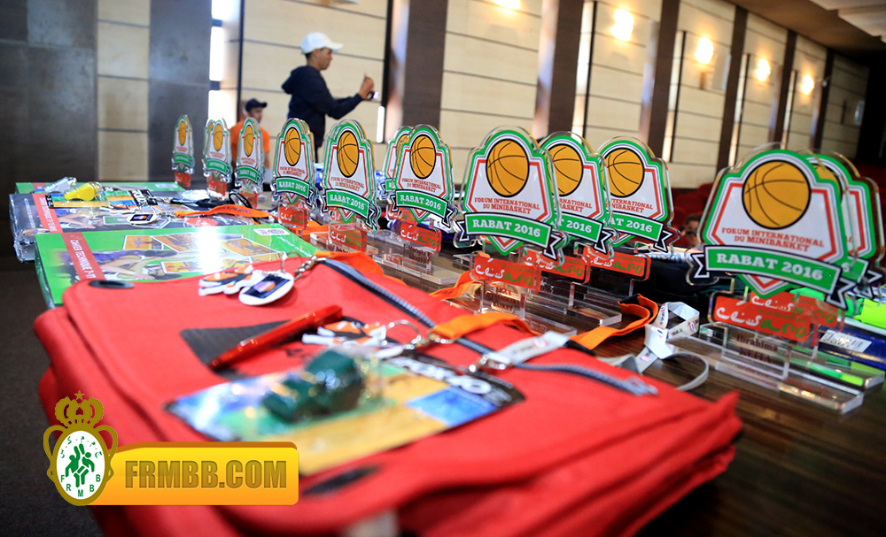 4ème édition du  Forum International du Minibasket15