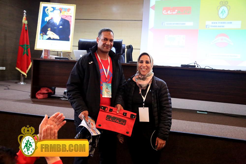 4ème édition du  Forum International du Minibasket16