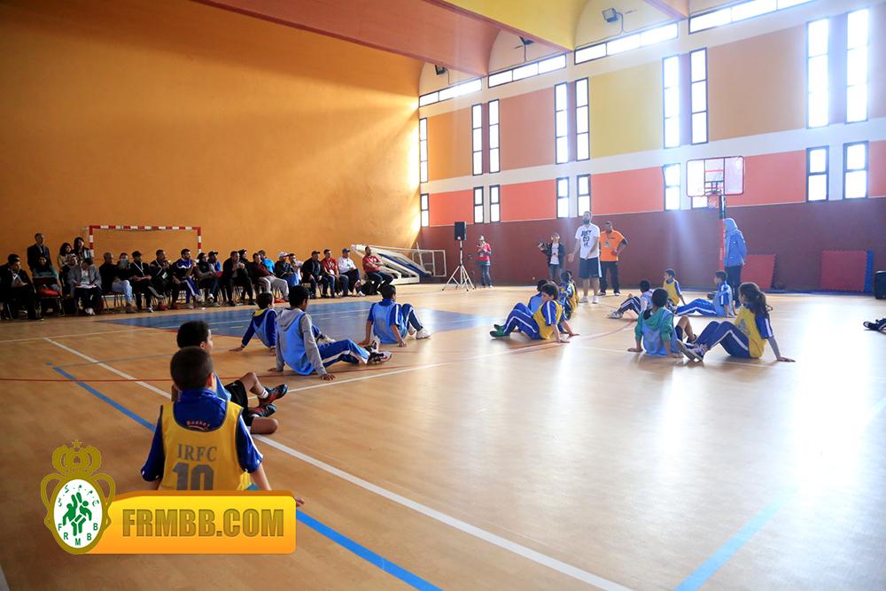4ème édition du  Forum International du Minibasket2