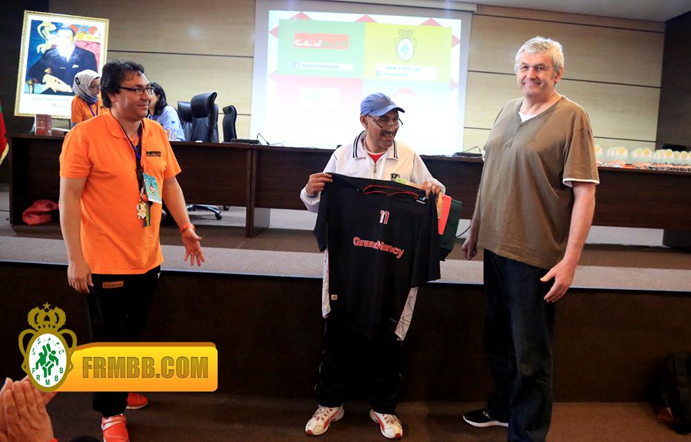 4ème édition du  Forum International du Minibasket20