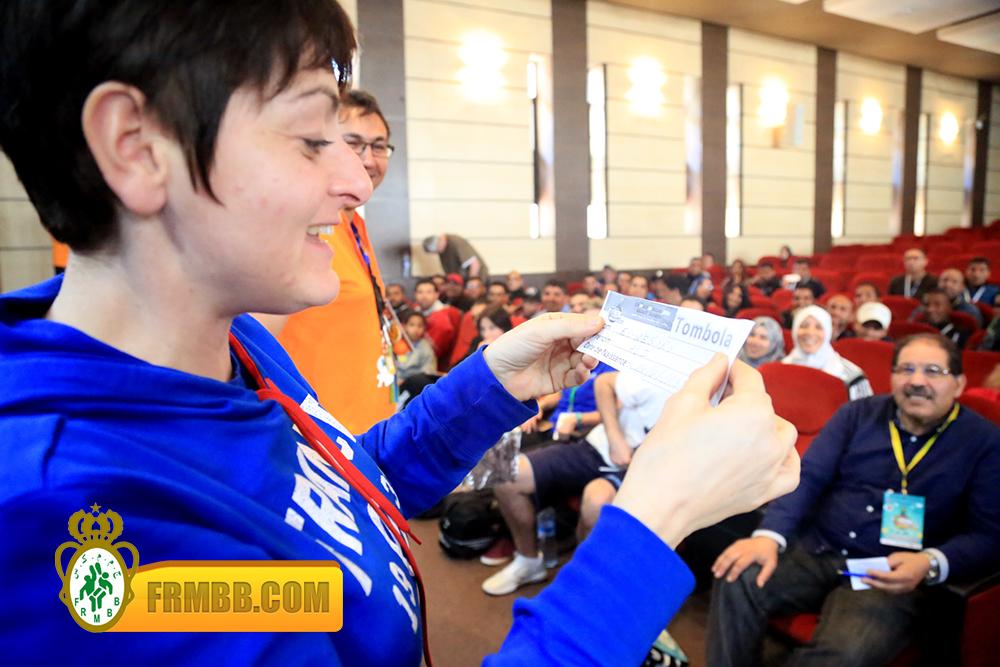 4ème édition du  Forum International du Minibasket21
