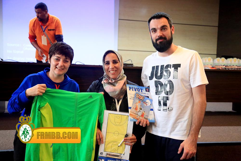 4ème édition du  Forum International du Minibasket22