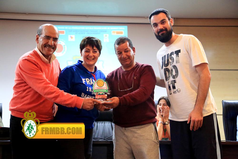 4ème édition du  Forum International du Minibasket30