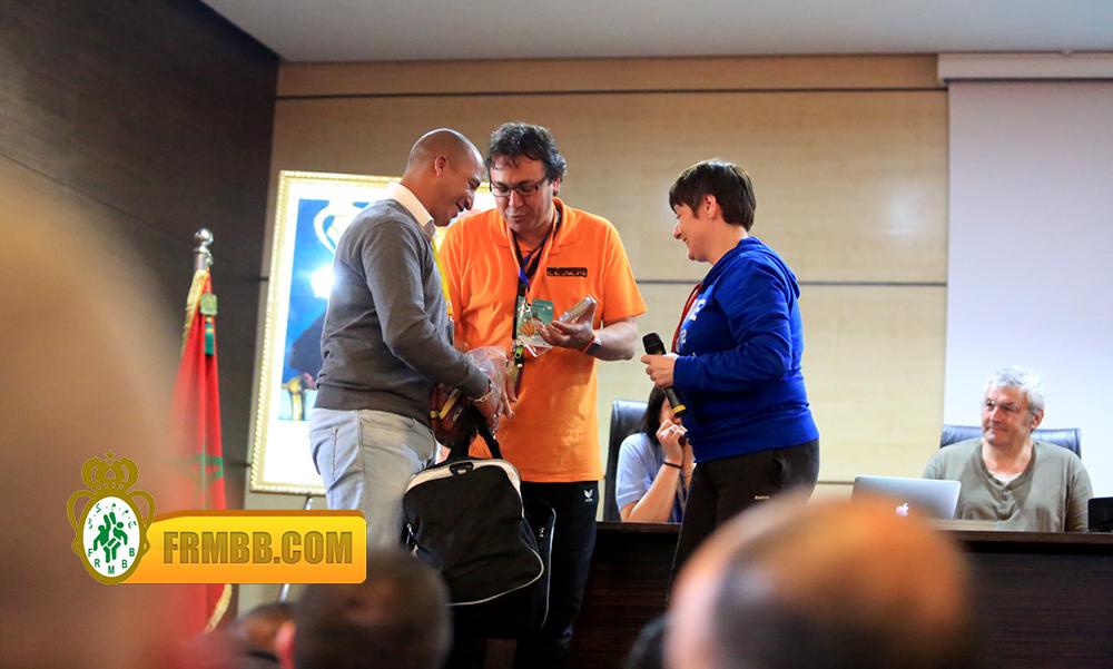 4ème édition du  Forum International du Minibasket33