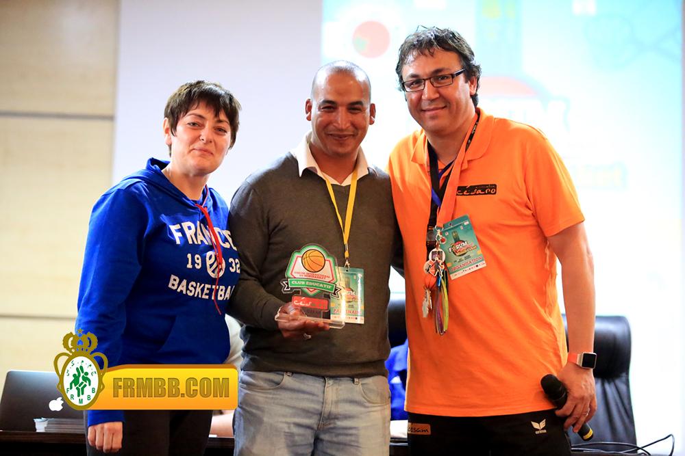 4ème édition du  Forum International du Minibasket34