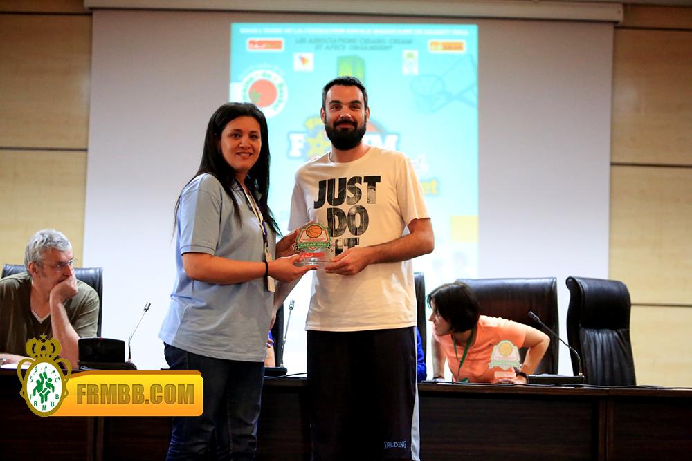 4ème édition du  Forum International du Minibasket39