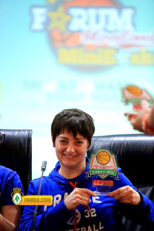 4ème édition du  Forum International du Minibasket40