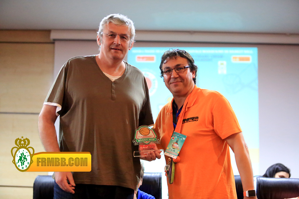 4ème édition du  Forum International du Minibasket41