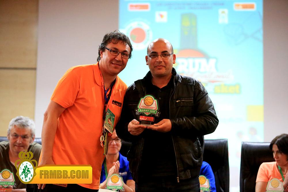 4ème édition du  Forum International du Minibasket43
