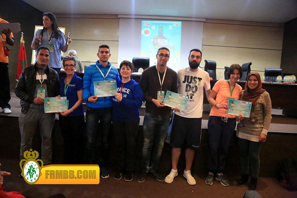 4ème édition du  Forum International du Minibasket47