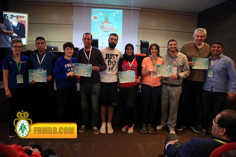 4ème édition du  Forum International du Minibasket49