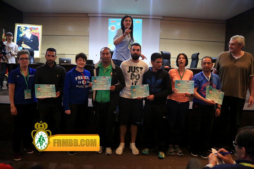 4ème édition du  Forum International du Minibasket50