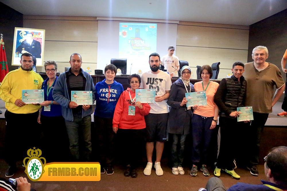 4ème édition du  Forum International du Minibasket52