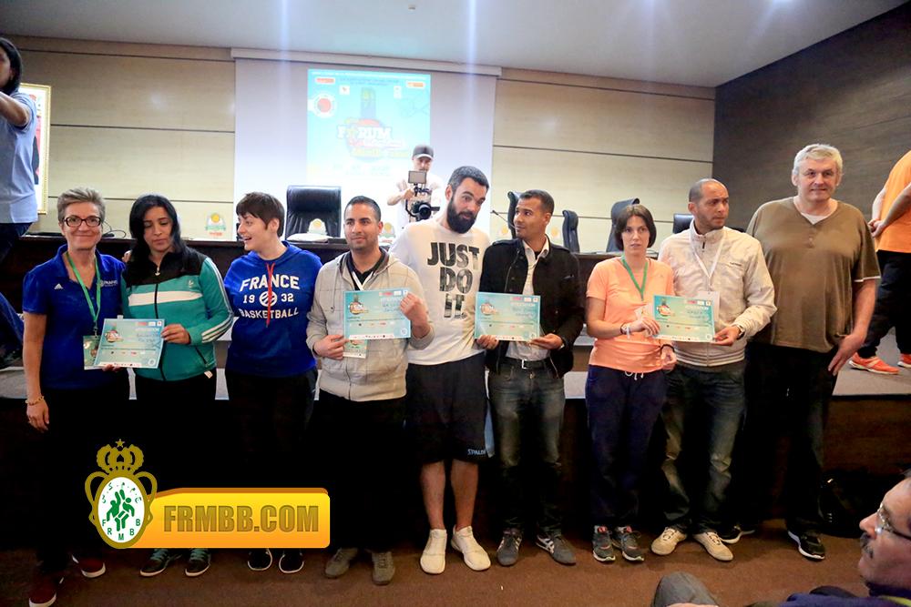 4ème édition du  Forum International du Minibasket53