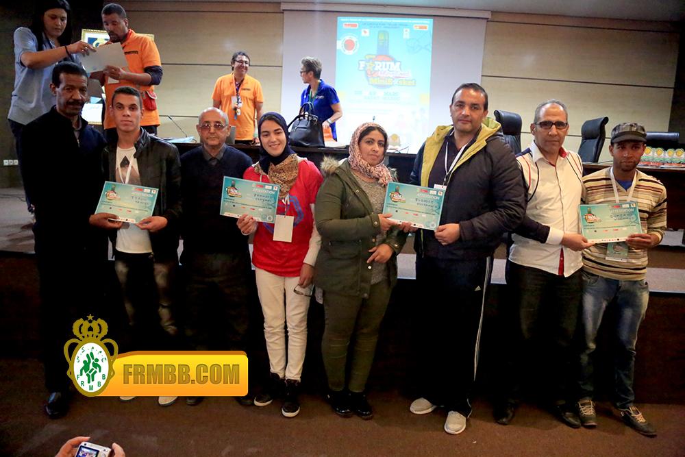4ème édition du  Forum International du Minibasket61