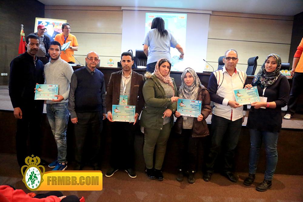 4ème édition du  Forum International du Minibasket67