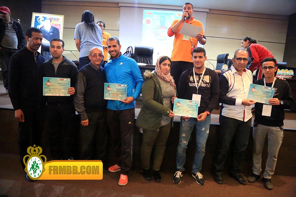 4ème édition du  Forum International du Minibasket68
