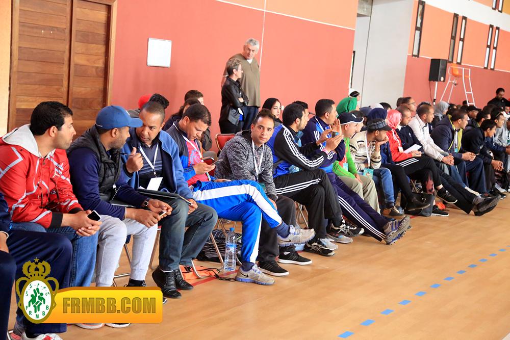 4ème édition du  Forum International du Minibasket7