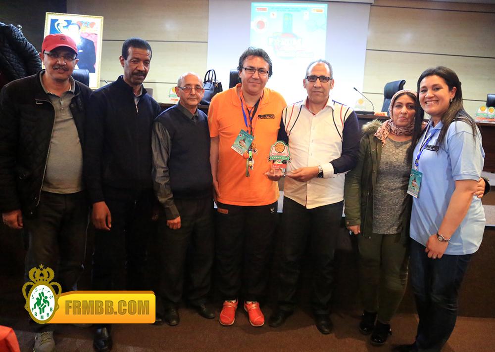 4ème édition du  Forum International du Minibasket71