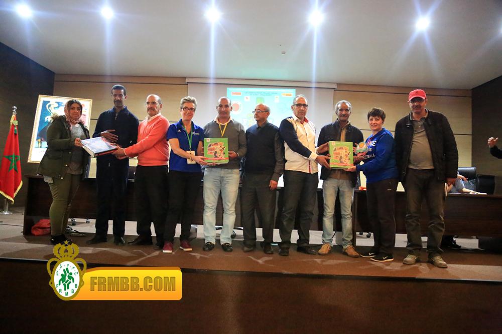 4ème édition du  Forum International du Minibasket72