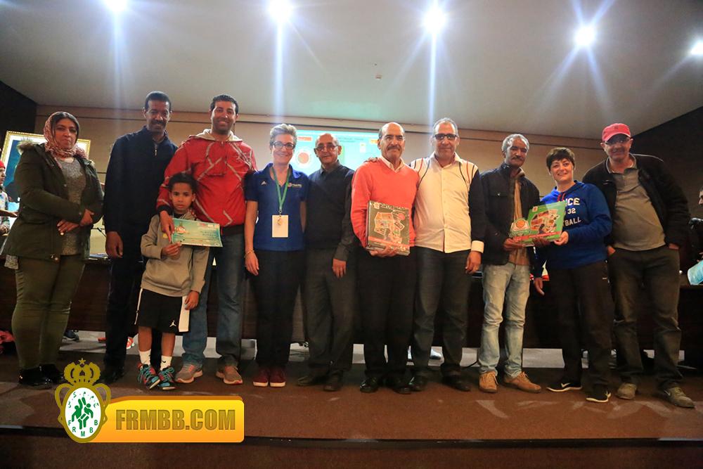 4ème édition du  Forum International du Minibasket73