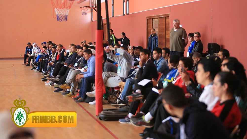 4ème édition du  Forum International du Minibasket78