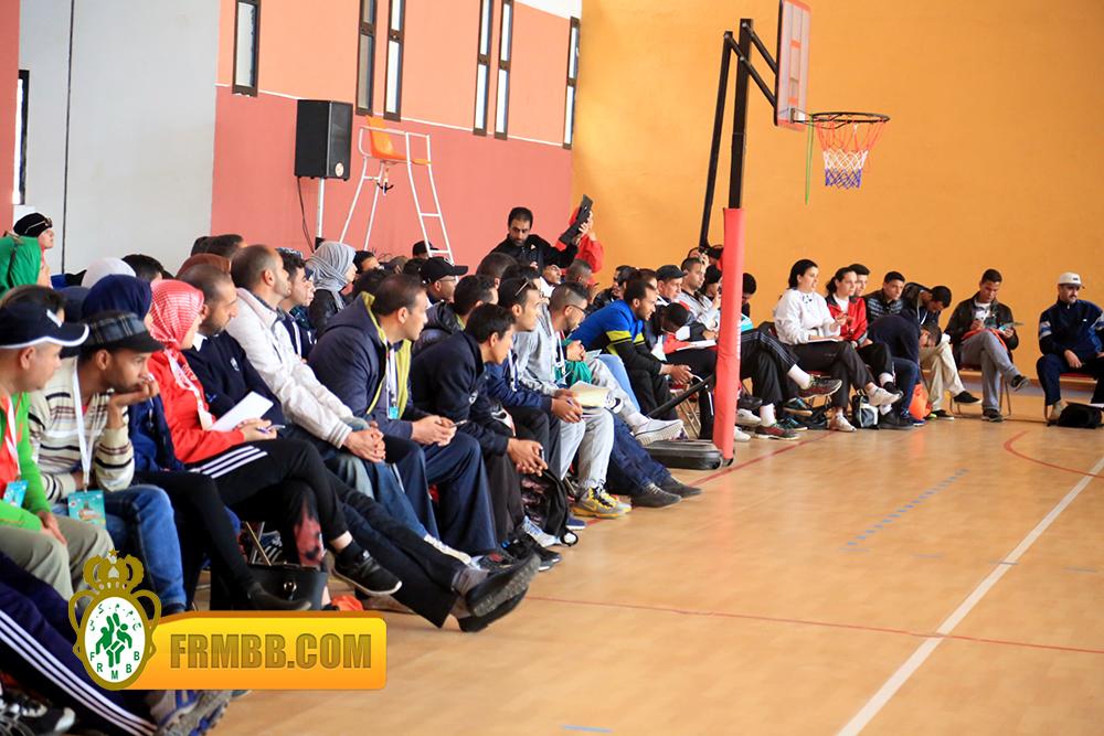 4ème édition du  Forum International du Minibasket8