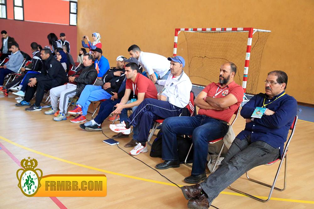 4ème édition du  Forum International du Minibasket9